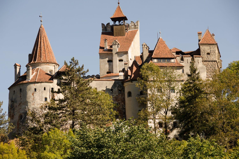Romania day trip Bran Castle