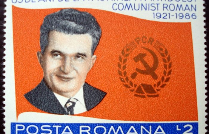Ceausescu - Romania day trip