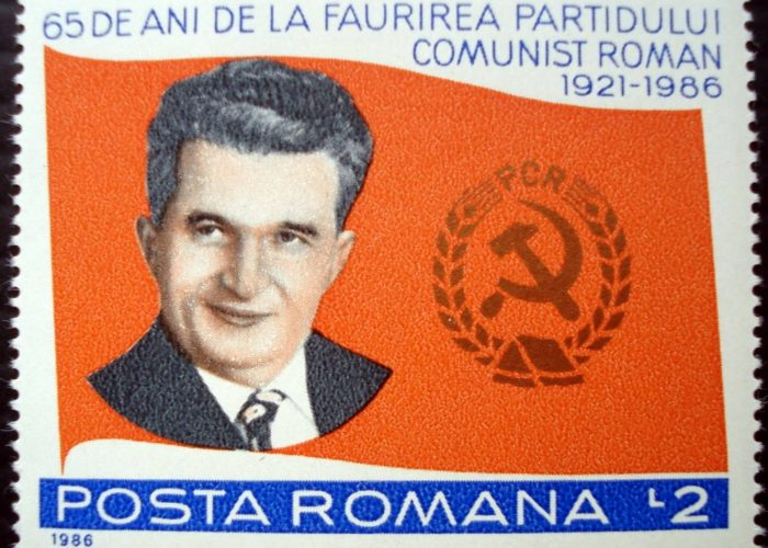 Ceausescu - Romania day trip