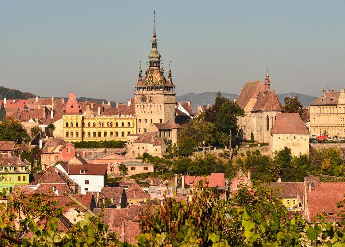 Transylvania medieval towns tour
